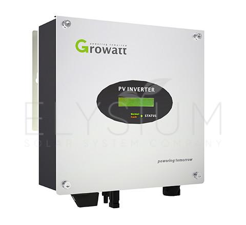 foto49 enl - Однофазный сетевой инвертор 1кВт Growatt 1000-S