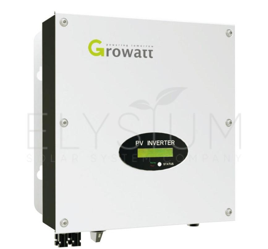growatt 2500 3000 3600 4200 5000 5500mtl s 1 1 1as enl - Однофазный сетевой инвертор 5кВт Growatt 5000MTL-S
