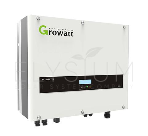 fotov7 enl - Трехфазный сетевой инвертор 8кВт Growatt 8000TL3-S