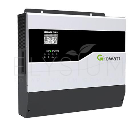 img enl - Гибридный инвертор 3кВт Growatt SPF3000