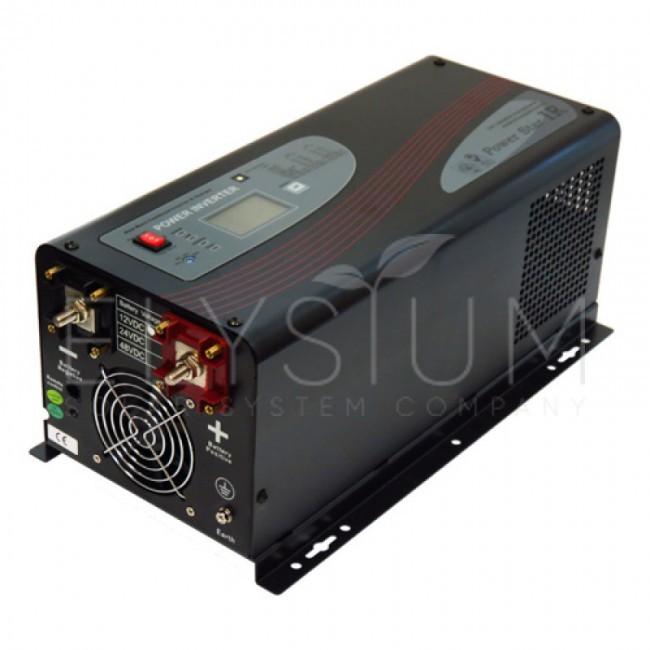 ir1500 012 650x650 - Гибридный инвертор PBP 1500Вт/12В серия IR