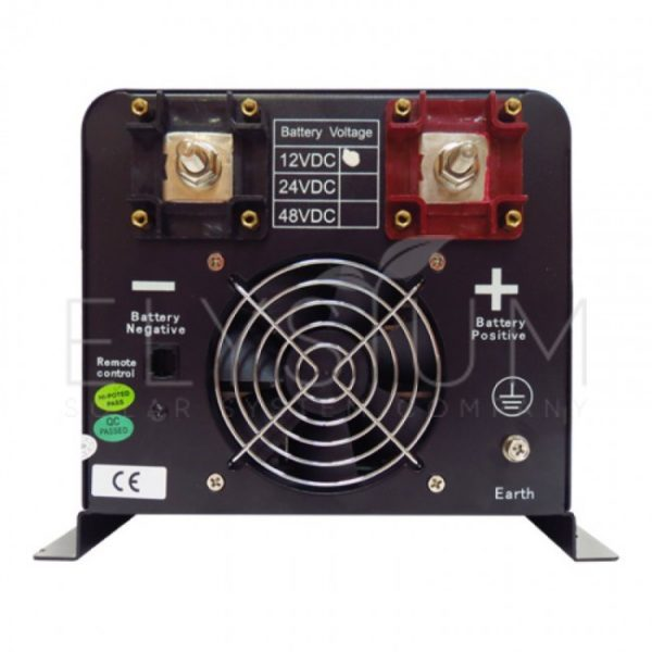 ir1500 0124 650x650 - Гибридный инвертор PBP 3000Вт/48В серия IR