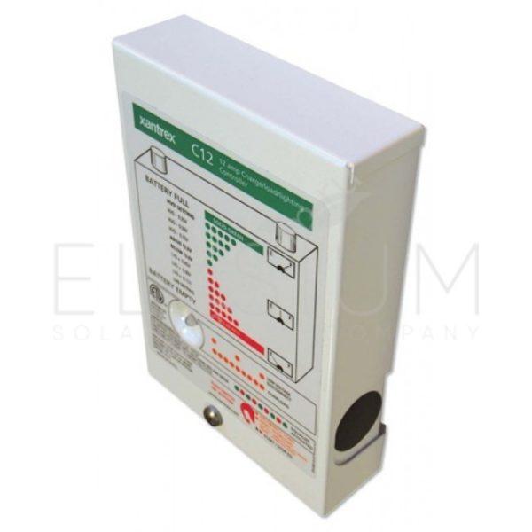 schneider electric c12 650x650 - Контроллер заряда Schneider Electric Conext C12