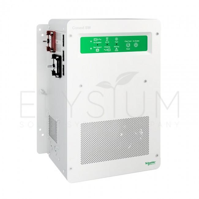 schneider electric conext sw 2524 230 650x650 - Инвертор Schneider Electric Conext SW 2524-230