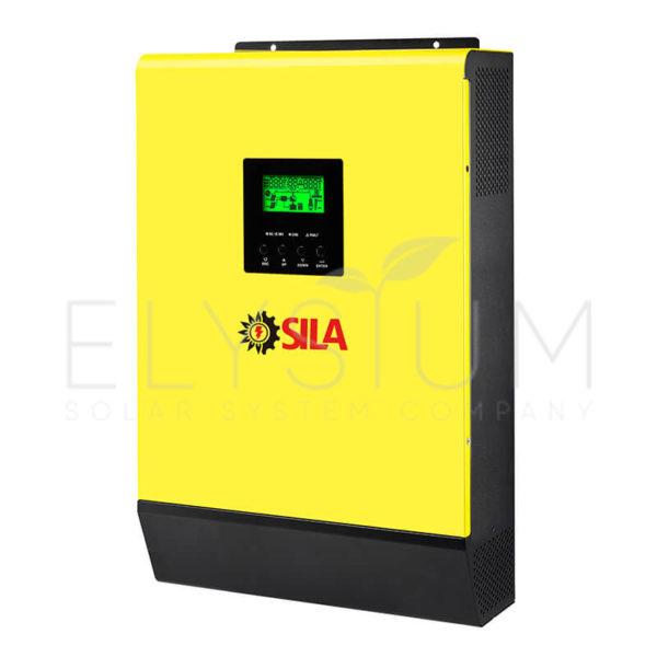 Gibridniy solnechniy invertor sila pro v 3000mh plus - Гибридный солнечный инвертор SILA PRO V 3000MH Plus