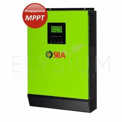 SILA PRO 3000ML - Гибридный солнечный инвертор SILA PRO 3000ML