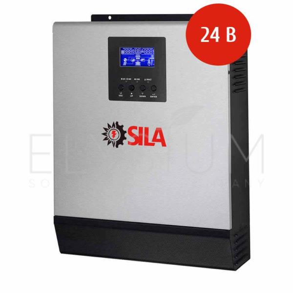 gibridniy solnechniy inverter sila 5000P 24 2 2 - Гибридный солнечный инвертор SILA 5000P-24