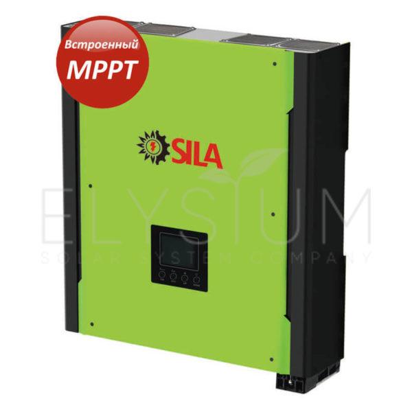 gibridniy solnechniy inverter sila pro 3000mh plus - Гибридный солнечный инвертор SILA PRO 3000MH Plus