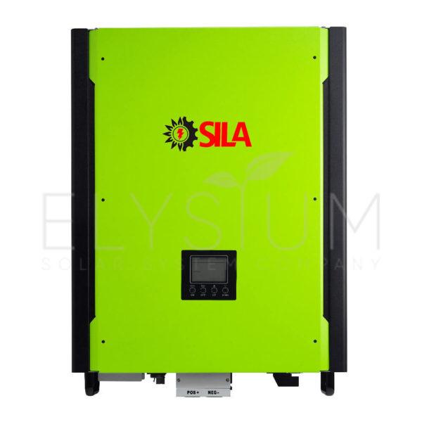 hybrid solar power inverter sila pro 10kw 3 phase - Гибридный трехфазный солнечный инвертор SILA PRO 10000MH
