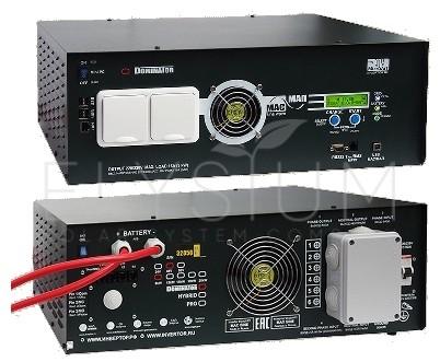 map dominator48 20 - Инвертор МАП PRO 48В 20 кВт