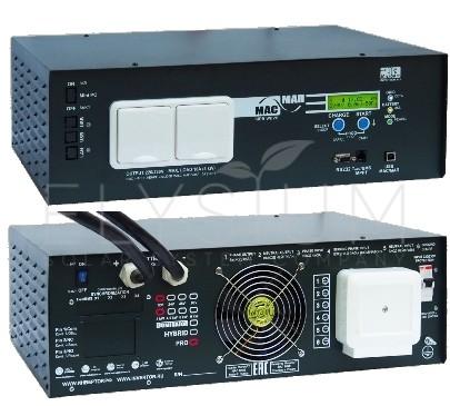 map pro12 3 - Гибридный инвертор МАП HYBRID 24В 3 кВт
