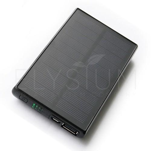 "sititek.ru Sun Battery SC 09 1 - Зарядное устройство на солнечных батареях (Power Bank) ""SITITEK Sun-Battery SC-09"" - 5000 mAh"