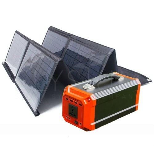 """sititek.ru Sun Power P4 1 - Переносная электростанция с солнечной панелью """"Sun-Power P4"""""""