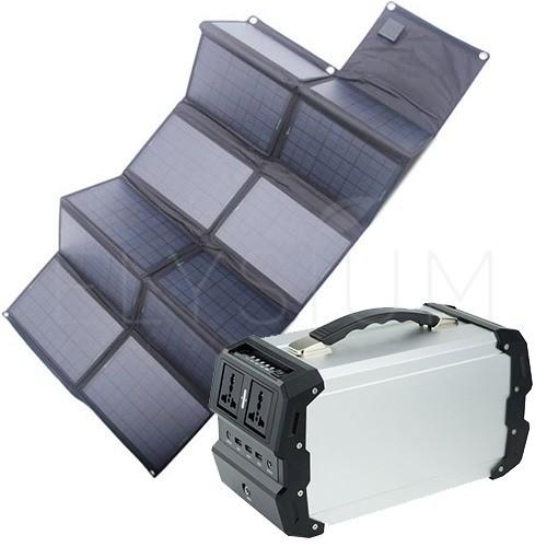 """sititek.ru Sun Power P5 1 - Портативная солнечная электростанция """"Sun-Power P5"""""""