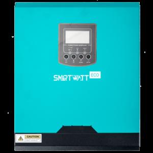eco 1 min 300x300 - Автономный солнечный инвертор SmartWatt eco 3K 24V 50A MPPT