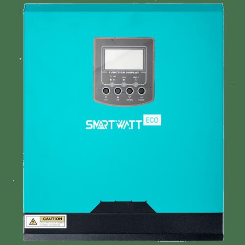 eco 1 min - Автономный солнечный инвертор SmartWatt eco 1K 12V 40A MPPT
