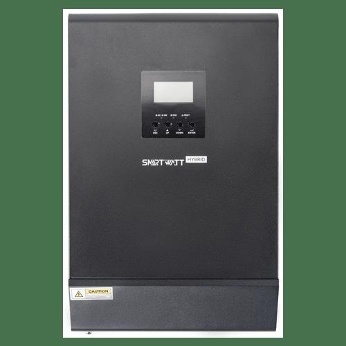 hybrid min - Гибридный инвертор SmartWatt Hybrid 3K 48V MPPT, Может работать без АКБ