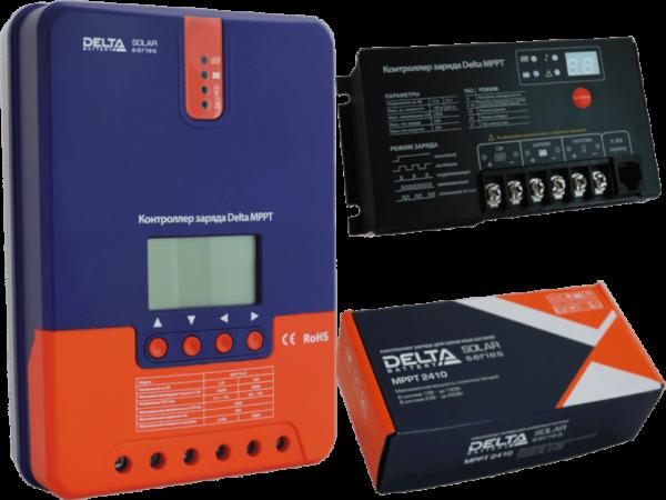 mppt 03 768x576 min - Контроллер DELTA MPPT 2410